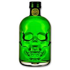 Grüner Absinth Antitoxin Skull Totenkopf Flasche (0,5l) 89.9 % Alkohol Schnaps