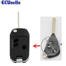 For SUBARU Remote FLip 3 Button Key Shell Case Legacy Forester Outback Impreza