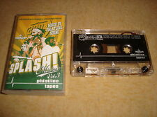 SPLASH 2004 - 90 Minutes Of Dancehall & Reggae The Mixtape Vol 3 (Tape) PHATLINE