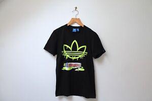 Adidas Originals Graffiti T-Shirt - S - Free UK Postage