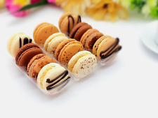 12 Pack Gluten Free Chocolate Lover French Macaron. $18.95 - Free Shipping