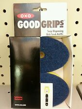 OXO GOOD GRIPS SOAP SQUIRTING DISH SCRUB REFILLS