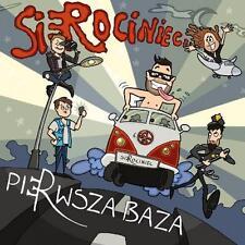 Sierociniec - Pierwsza baza (CD) 2013 NEW
