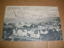 Saarbrücken St. Johann Häuser 1908