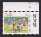 1989 Sport Series 3c Football - 3 Koala Reprint (Top Right Corner)