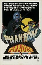 Phantom Of The Paradise movie poster print : 11 x 17 inches - Brian De Palma