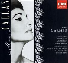 Bizet: Carmen (CD, Apr-1997, 2 Discs, EMI Music Distribution)