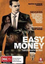 Easy Money (DVD, 2012) - Region 4