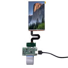 "MIPI to HDMI board 6.3"" LCD 2k 1440×2560 60Hz LS063R1SX01 for AR VR 3D Printer"