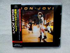 BON JOVI - Bon Jovi - very rare 2 CD Special Edition JAPAN