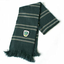 b818aaf2608dd Harry Potter Slytherin Thicken Wool Scarf Soft Warm Costume Cosplay US  SELLER