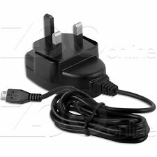 Micro USB 2A UK Mains Wall Charger For Anker Pocket Ultra Portable Speaker A7910
