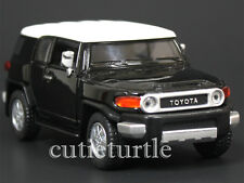 Kinsmart Toyota FJ Cruiser SUV 1:36 Diecast Toy Car Black