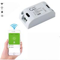 WiFi Smart Power Socket Wireless Remote Control Switch Timer Light Swit ytu