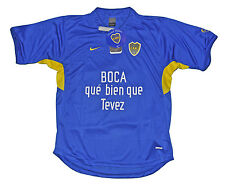 Boca Junior Nike Argentina Limited Edition Jersey shirt  L 2003 Blue