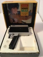 KODAK INSTAMATIC M22 SUPER 8 CAMERA MOVIE OUTFIT KODAKCHROME