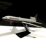 Wooster British Airways Landor 1/250 Lockheed L1011 Tristar Plastic model plane
