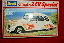 REVELL 7261 - CITROEN 2 CV Spezial - 1:24 - Auto Modellbausatz