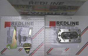 Weber Carburetor Adapter plate/Linkage kit fits Nissan, Toyota, Isuzu + more
