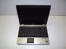 Notebook Laptop HP Elitebook 6930P Intel Core 2 Duo P8600 HDD 160 Gb 14""