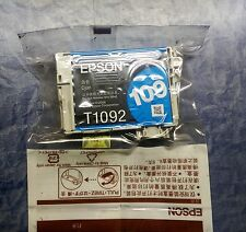Original Epson t1092 109 Cyan me Office 30 300 1100 510 520 650 70 600 700 80