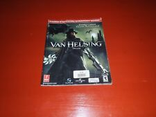 Van Helsing : Prima's Official Strategy Guide by Prima -PS2 Xbox