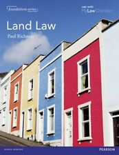 Richards Land Law MACP Pack by Paul Richards 9781408287439