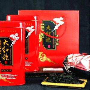 Top Grade Chinese Dahongpao Oolong Tea Gift Package Organic Green Food Black Tea