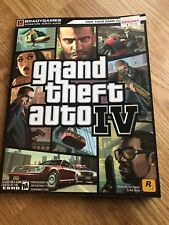 Grand Theft Auto IV Brady Games Strategy Guide