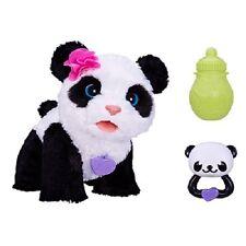 Fur Real Friends Pom Pom My Baby Panda Walking Talking Children's Soft Toy