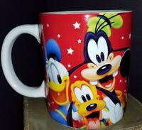 #1 GRANDMA Jerry Leigh Disney Mickey Micky Mouse MUG ORLANDO,FLORIDA