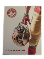 San Francisco 49ERS Levi's Stadium Inagural Season 2014 Yearbook Brand New