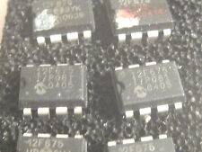 PIC12F675 - I/P 8-Pin FLASH-Based 8-Bit CMOS Microcontrollers DIP8  1pcs.