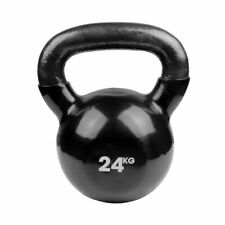 Fitness Mad Black Kettlebells Full Body Workout Martial Arts Cardio Strength