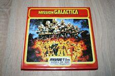 "Super 8 Film""Mission Galactica""""ca. 110 Meter S/W Film Cover Defekt leicht essig"