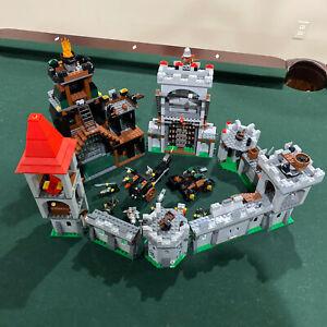 Lego Castle Kingdoms 7946 King's Castle And 7947 ALL GLUED Together!!