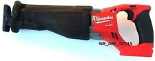 New Milwaukee FUEL 2720-20 18V Brushless Reciprocating Saw Sawzall M18 18 Volt