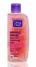 Clean Clear Morning Energy Face Wash Brightening Berry 100ml