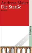Die Straße von Andreas Maier (2015, Taschenbuch), UNGELESEN