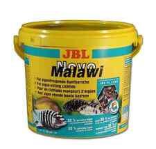 JBL Novo Malawi NovoMalawi Flake for Algae Cichlid Original Fish Food 50g