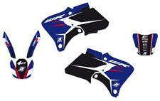 BLACKBIRD Sticker Kit Fits Yamaha WR400F 1998 1999 2000 2001 2002