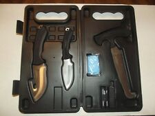 New Camillus 6 piece Cleaning Kit Tool & Knife Set Model number 19355