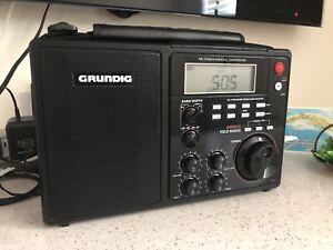 Grundig S450DLX Portable Field Radio
