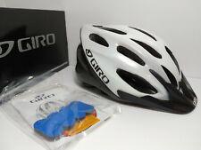 NEW IN BOX Giro Indicator Sport Bike Helmet ADULT 54-61cm Pearl White Cycling