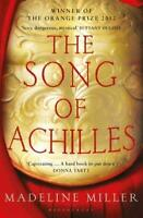 The Song of Achilles by Madeline Miller Paperback NEW