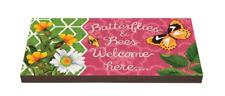 Butterflies & Bees art paver yard and garden decor art paver studio m