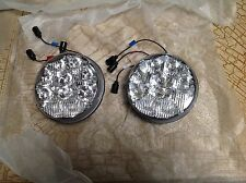 Military LED Headlights M35 truck trucklite M988 hmmwv M923 24 volt 5 ton jeep