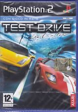 Ps2 PlayStation 2 «TEST DRIVE UNLIMITED» nuovo sigillato italiano pal