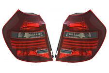 Tyc Smoke Grey Tail Light Rear Lamp Set Fits Bmw E81 Hatchback 2006-2012