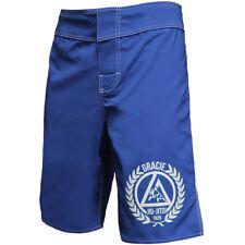 Gracie Jiu-Jitsu Royal 2.0 MMA Fight Shorts - Royal Blue